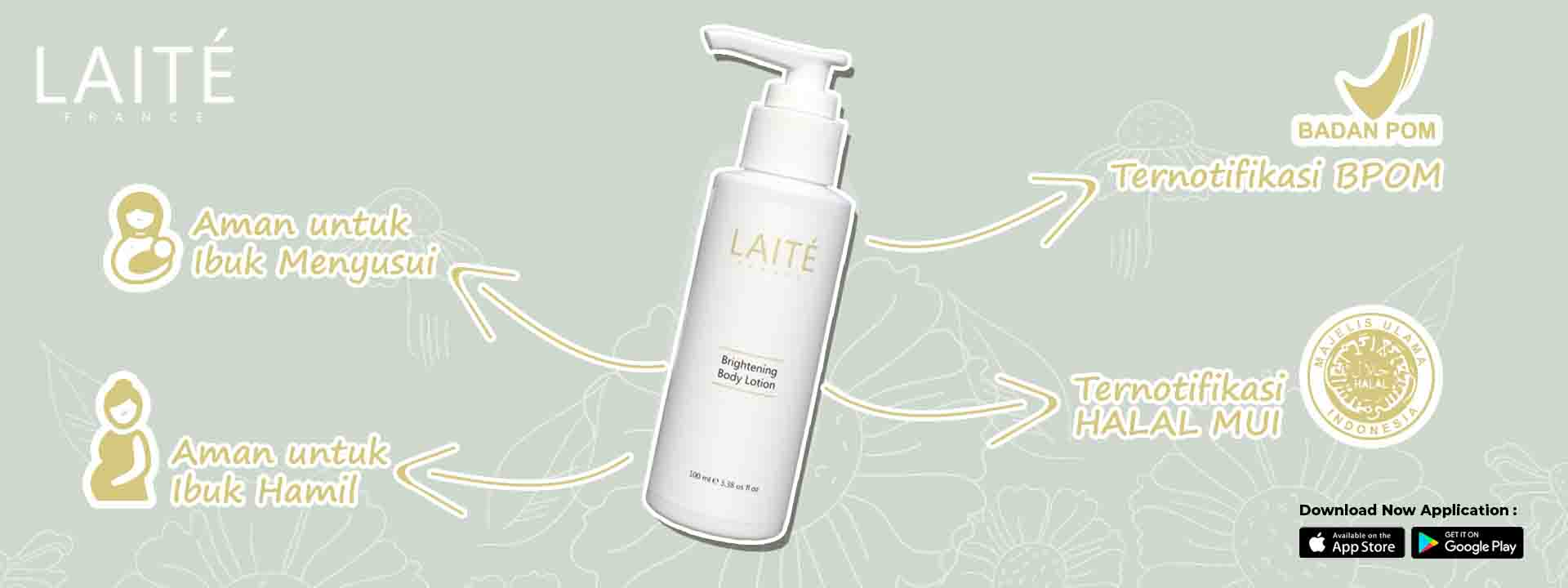 All Laite products are certified